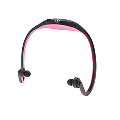 In Ear Wireless Headphones Plastic Sport & Fitness Earphone Noise-isolating Headset