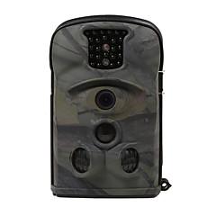 bestok® vidvinkel 120 ° sti jakt kamera hd skjult for mer miljø speiding dyr støtter flere språk