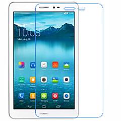 Huawei MediaPad için açık parlak ekran koruyucu koruyucu film 8.0 t1-823l t1