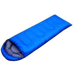 Sleeping Bag Envelope / Rectangular Bag 15°C Keep Warm 220X75 Camping / Hiking Traveling Single