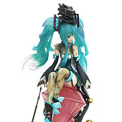 Anime Action Figures geinspireerd door Cosplay Hatsune Miku 20 CM Modelspeelgoed Speelgoedpop