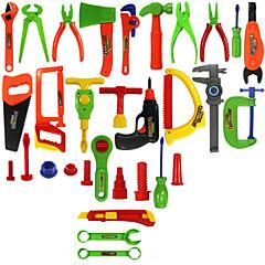 Spielhaus Spielzeug Wartungs-Tools tragbare Kinder Toolbox Simulation Reparatursatz Kinder educationaltoys
