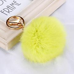 baratos Chaveiros-Fechos e Ganchos / Chaveiro Azul / Rosa claro / Laranja e Branco Pena Fashion Para Casamento / Festa / Aniversário / Mulheres / Casal