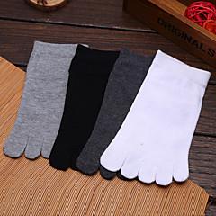 בגדי ריקוד גברים גרבי אצבעות גרביים לטיולי הליכה גרביים נגד החלקה תומך זיעה ל יוגה