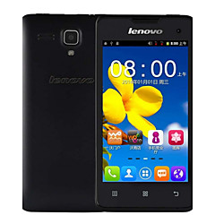 "Lenovo A396 4.0 "" Android 2.3 3G-smartphone (Single-SIM Quadcore 2 MP 256MB + 512MB Zwart / Roze / Wit)"