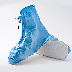 Matching Raincoat Shoe Covers Thicker Bottom