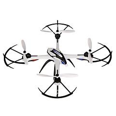 billige Fjernstyrte quadcoptere og multirotorer-Drone YiZHAN X6 4 Kanaler 6 Akse Med 5,0 M HD-kamera LED-belysning En Tast For Retur Hodeløs Modus Med kameraFjernstyrt Quadkopter