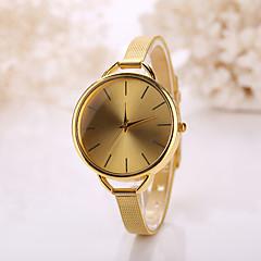 Pánské Módní hodinky Křemenný Hodinky na běžné nošení Nerez Kapela Cikánské Stříbro Zlatá