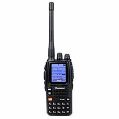 billige Walkie-talkies-KG-UV9D NEW Walkie-talkie Håndholdt Dobbelt bånd Programmeringskabel Nød Alarm Programmerbar med datasoftware Strømsparefunksjon Lader og