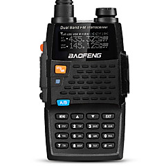 billige Walkie-talkies-BAOFENG UV-5R 4TH Walkie-talkie Håndholdt Digital Lader og adapter Stemmekommando Strømskifter høy/lav Type walkie-talkie CTCSS/CDCSS LCD