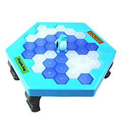 Desková hra Puzzle stolní hry Otcovské hry Tučňák Uložit tučňáka Novinka Chlapecké Dívčí