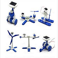 baratos -Robô Brinquedos a Energia Solar Máquina Robô Alimentado a Energia Solar Educação Faça Você Mesmo Crianças Para Meninos
