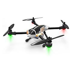 billige Fjernstyrte quadcoptere og multirotorer-RC Drone WL Toys X251 4 Kanaler 6 Akse 2.4G Fjernstyrt quadkopter En Tast For Retur / Hodeløs Modus / Flyvning Med 360 Graders Flipp