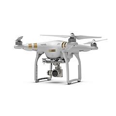 billiga Drönare och radiostyrda enheter-Drönare DJI Phantom 3 Professional 6CH 3 Axel Med 4K HD-kamera Retur Med Enkel Knapptryckning Auto-Takeoff Huvudlös-läge Tillgång