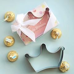 Brud Brudepike Blomsterpike Babyer og Børn Rustfritt Stål Hjemmeinnredning Kreativ Gave Bryllup Bursdag Nyfødt