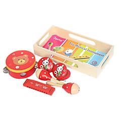 Opetuslelut Toy Instruments Lelut Soittimet Pieces Lahja