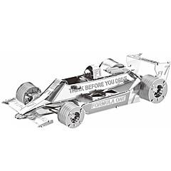 3D palapeli Palapeli Metalliset palapelit Leluautot Ralliauto Lelut Auto 3D DIY Pieces