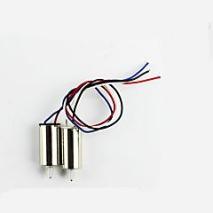 お買い得  ラジコン部品&アクセサリー-SYMA パーツアクセサリー エンジン&モーター X5SC X5SW X5S RCクワッドローター X5SC X5SW X5S RCクワッドローター メタル