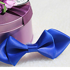 baratos Acessórios para Crianças-Para Meninos / Para Meninas Misto de Algodão Gravatas e Laços Roxo / Vermelho / Azul Real Tamanho Único