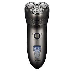 billige Barbering og hårfjerning-Elektrisk barbermaskin Ansikt Elektrisk Dreibart Hode Rustfritt stål