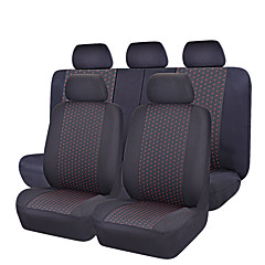 billige Setetrekk til bilen-CARPASS Setetrekk til bilen Setetrekk Grå / Rød / Blå tekstil Vanlig for Universell
