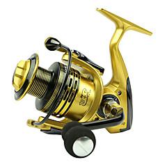 billiga Fiskerullar-Snurrande hjul 5.5/1 Växlingsförhållande+13 Kullager Hand Orientering utbytbar Kastfiske Generellt fiske - XF5000