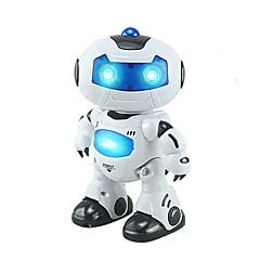billiga Drönare och radiostyrda enheter-RC Robot Barn Elektronik / Robotar Infraröd ABS Sång / Dans / Gång Fjärrstyrd / Sång / Dans