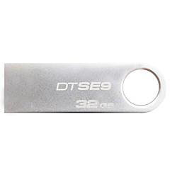 baratos Pen Drive USB-16GB unidade flash usb disco usb USB 2.0 Metal Sem Touca