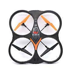 billige Fjernstyrte quadcoptere og multirotorer-RC Drone Keliwow K88 4 Kanaler 2 Akse 2.4G Med HD-kamera 0.3MP 0.3MP Fjernstyrt quadkopter En Tast For Retur Hodeløs Modus Flyvning Med