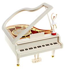 Music Box צעצועים פסנתר ריקוד חתיכות