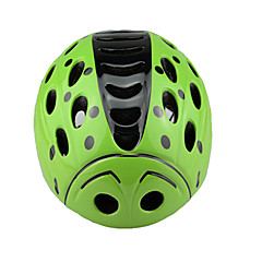 levne Helmy-Dětské Bike přilba 21 Větrací otvory Cyklistika Nastavitelný Město Mountain Ultra lehký (UL) Sportovní Mládí Ripstop, vysoká hustota EPS