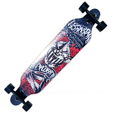 Longboards Skateboard Professional 40 InchRed Blue Green