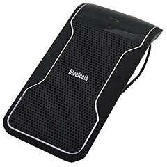 お買い得  車用Bluetoothキット/ハンズフリー-ワイヤレスハンズフリーブルートゥースカーキットカーv4.0サンバイザースタイル