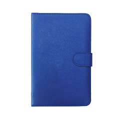billige Nettbrettetuier-Etui Til Heldekkende etui Tablet sak med tastatur Ensfarget Hard PU Leather til