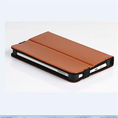 tanie Torby na laptopa-Wodoodporne / Futerały z podstawką / Etui z opaską na rękę Jednolity kolor Skóra PU na Macbook / Xiaomi MI / Lenovo IdeaPad