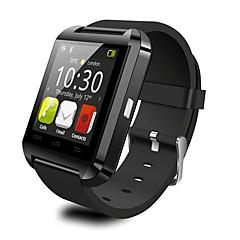 tanie Inteligentne zegarki-Inteligentny zegarek na iOS / Android GPS / Odbieranie bez użycia rąk / Wideo / Kamera / aparat / Dźwięk Czasomierz / Stoper / Znajdź moje urządzenie / Budzik / Media społecznościowe / 128 MB