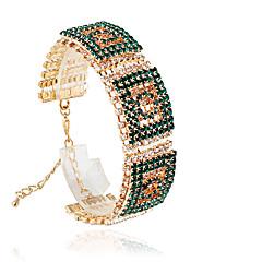 Tennis Bracelets 1pc,Bracelet Fashionable Circle 514 Alloy Jewellery