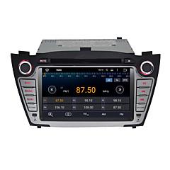 ヒュンダイix35ツーソン2010〜2013クワッドコア2 DIN 7インチ1024 * 600ラジオのGPS blueoothのためのアンドロイド5.1.1車のDVDプレーヤー