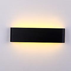 Χαμηλού Κόστους Ξεχωριστές απλίκες-max 6w σύγχρονη μινιμαλιστική οδήγησε αλουμίνιο λυχνία κομοδίνα λουτρού καθρέφτη φως άμεση δημιουργικό διάδρομο