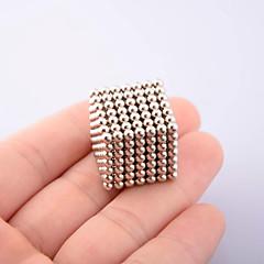 Jouets Aimantés 216 Pièces 3 MM Jouets Aimantés Blocs de Construction Boules magnétiques Gadgets de Bureau Casse-tête Cube Pour cadeau