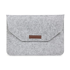 Fashion Solid Colors Felt Bag for MacBook Air 13.3'' with Retina