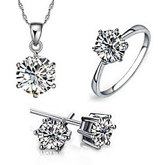 Silver Jewelry Sets for Women
