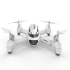 billige Fjernstyrte quadcoptere og multirotorer-Drone Hubsan H502S 4 Kanaler 6 Akse Med 720 P HD-kamera FPV En Tast For Retur Tilgang Real-Tid Videooptakelse GPS Posisjonering Sveve Med