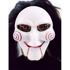 pvc sah kettensäge mörder thema clown joker maske original halloween maskerade cosplay maske party kostüm prop