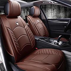 h2203新しいハイグレードレザーの車のクッションユニバーサル季節クッションシートカバー