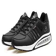 Chaussures de Course Chaussures pour tous les jours Homme Antidérapant Anti-Shake Respirable Antiusure Matelas Gonflable BassesPU de