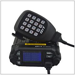 billige Walkie-talkies-KT-8900D Walkie-talkie Kjøretøymontert / Dobbelt bånd Nød Alarm / Programmerbar med datasoftware / Lader og adapter >10 km >10 km 200 25W/20W(VHF/UHF) Walkie Talkie Toveis radio
