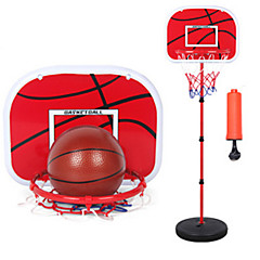 tanie Zabawa na dworze i sport-Zabawki do koszykówki Sport Prezent Dla dzieci Dla chłopców
