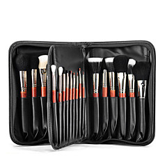 voordelige MSQ-29 stks Make-up kwasten professioneel Brush Sets Kwast van geitenhaar / Kwast van ponyhaar / Kwast van eekhoornhaar Professioneel / Beugel