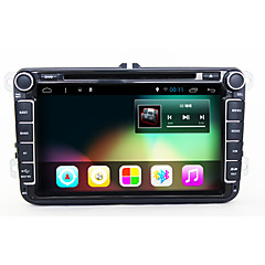 cheap Car DVD Players-Bonroad Android6.0 Inch Car DVD Player For VW/Volkswagen/POLO/PASSAT/Golf/Skoda/Seat With Wifi 3G Host Radio GPS Bt 1080P RDS